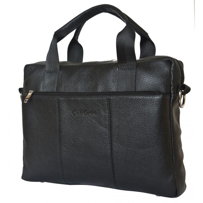 892a2958d91c Мужская сумка Vezzani black (арт. 1018-01) - купить в Новосибирске с ...